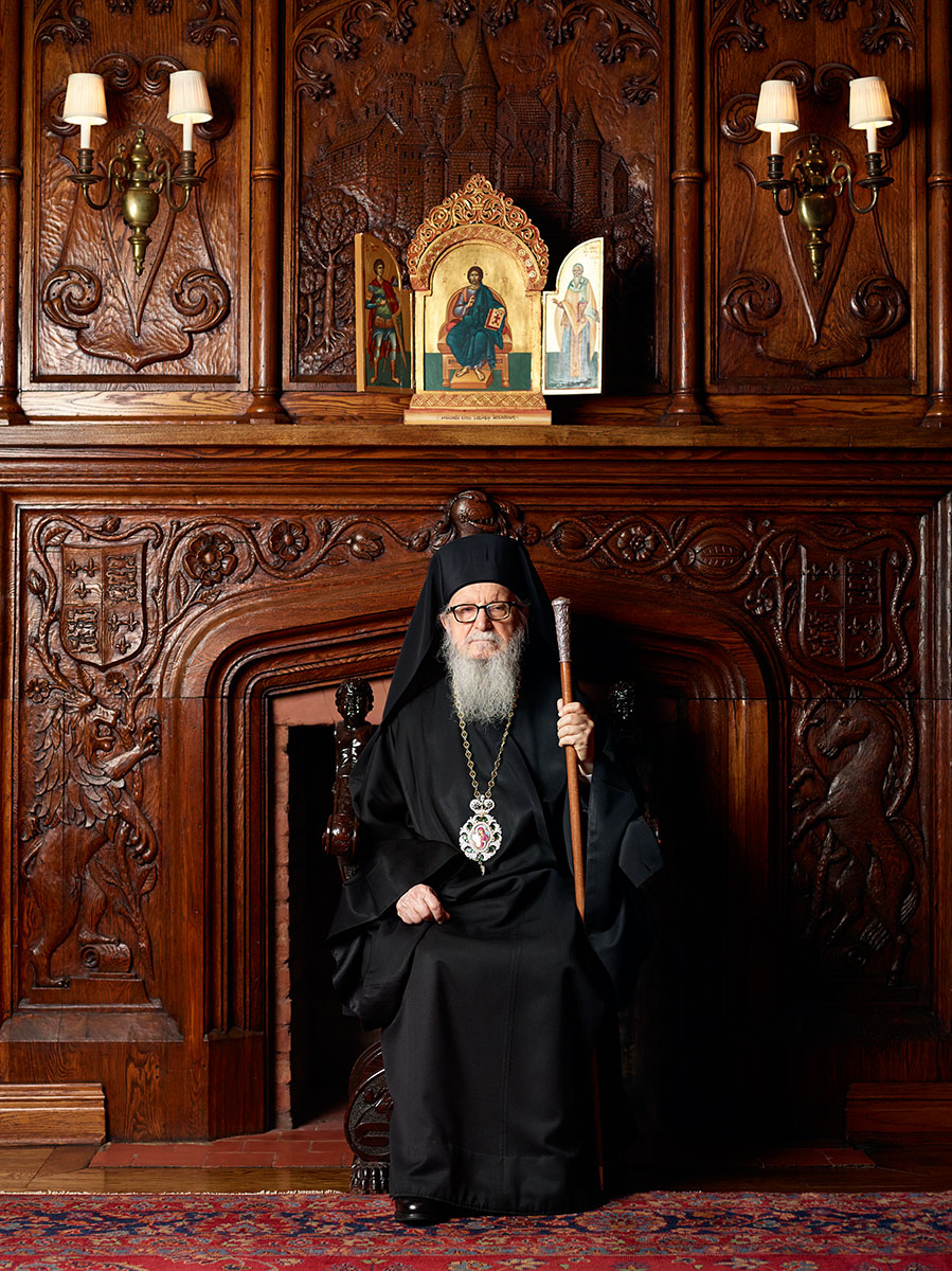 Archbishop Demetrious