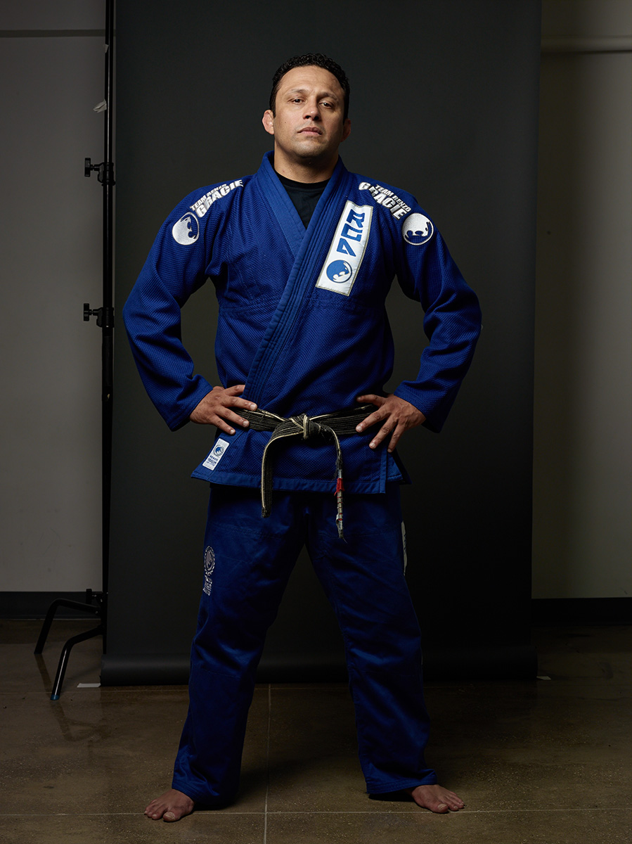 RENZO GRACIE / NEW YORK, NY