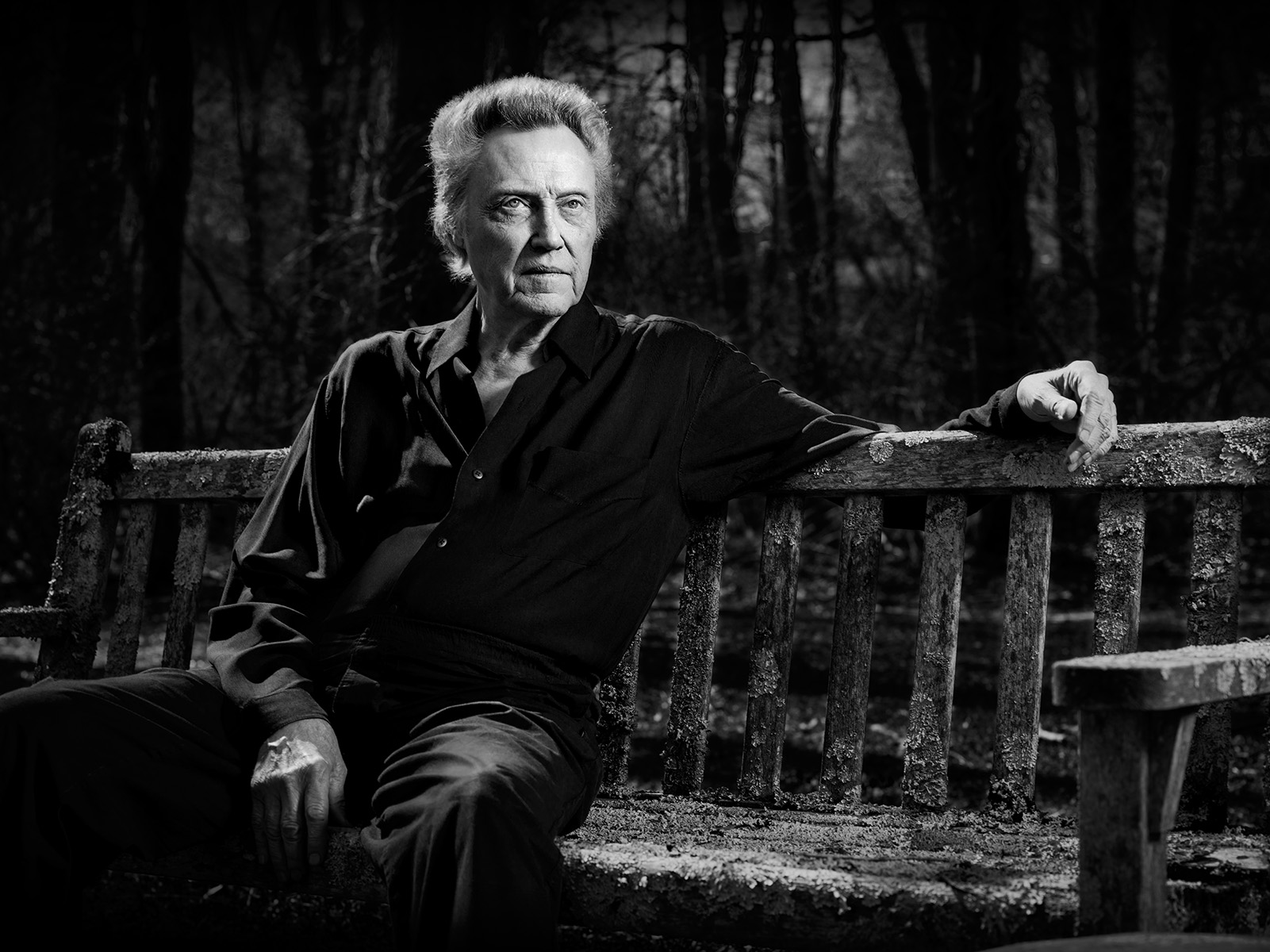 CHRISTOPHER WALKEN / WILTON, CT