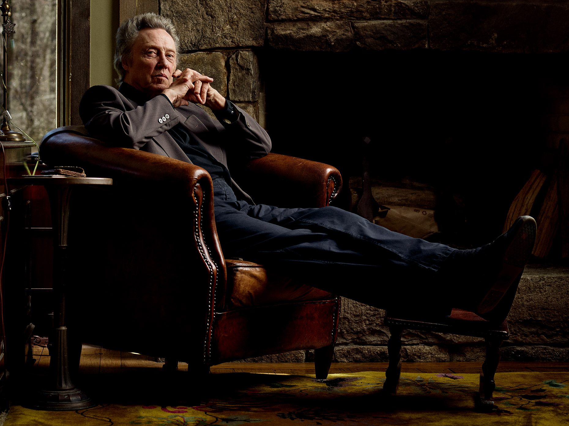 Rick_Wenner_Christopher_Walken_Chair