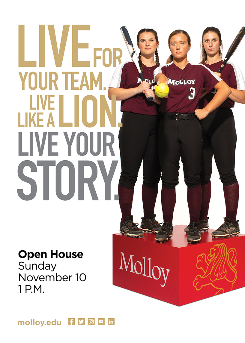 Rick_Wenner_Molloy_College_Live_Your_Story_Softballl